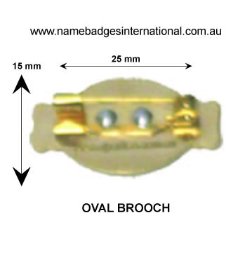 School Shield Badge fittings