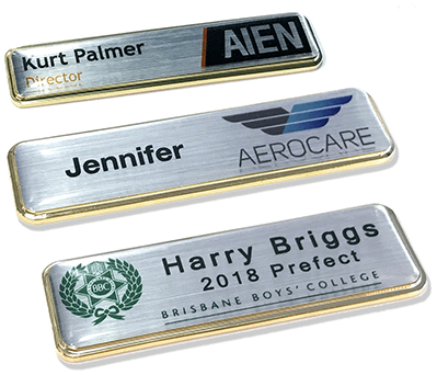Prestige Premium Name Badge