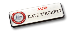 design name badges online from name badges international