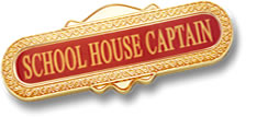 Offical Metal Badge