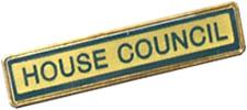 Long Metal Badge Plus